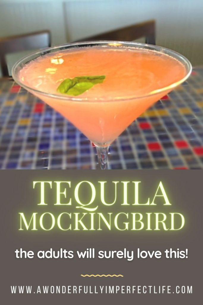 tequila mockingbird recipe