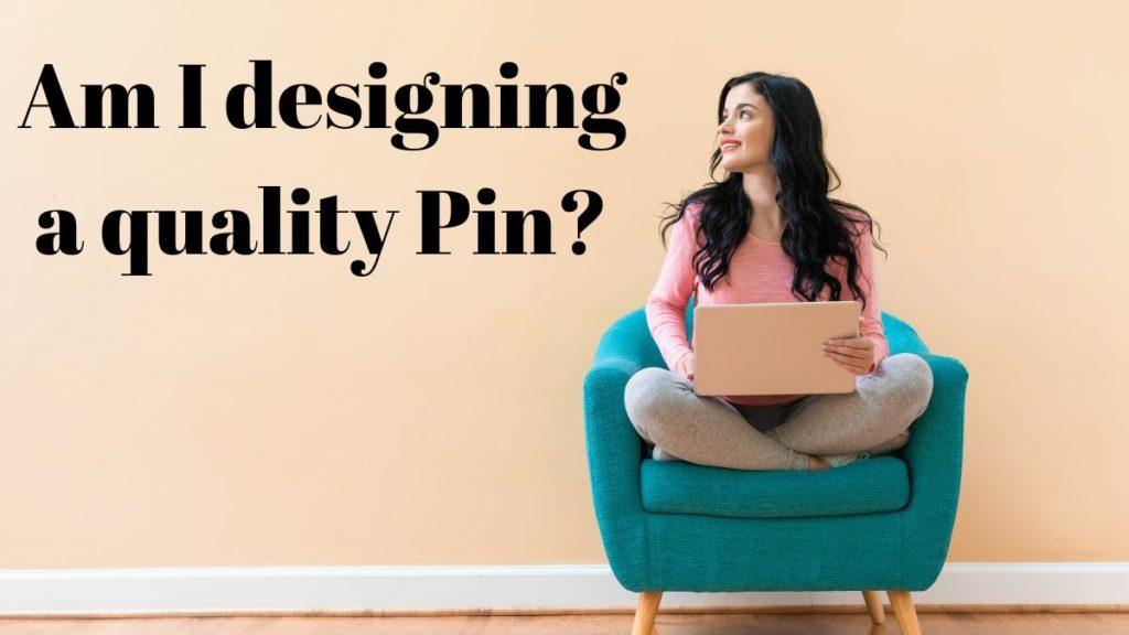 how Pinterest ranks Pins