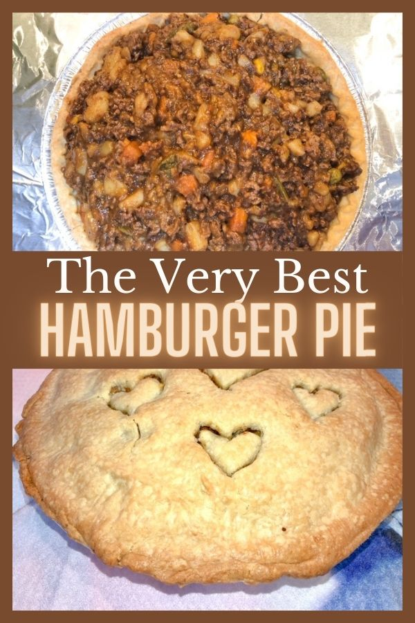 hamburger pie recipe