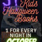 kid friendly halloween books