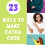 ways to make extra cash