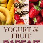 yogurt and fruit parfait recipe