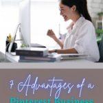 advantages of a pinterest business account