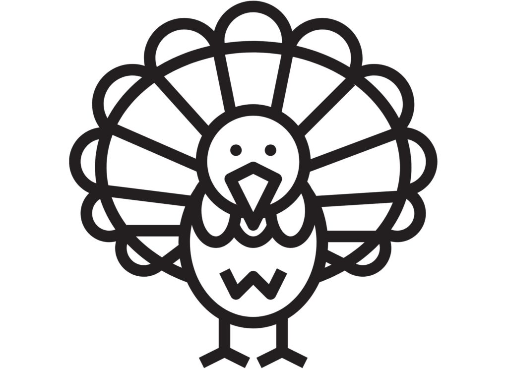 thanksgiving coloring pages for preschool
