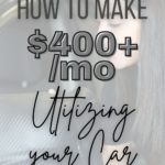 how to make money with car advertisements