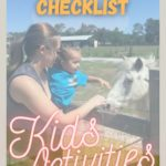 free printable activity checklist for kids