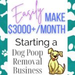 dog poop pickup service