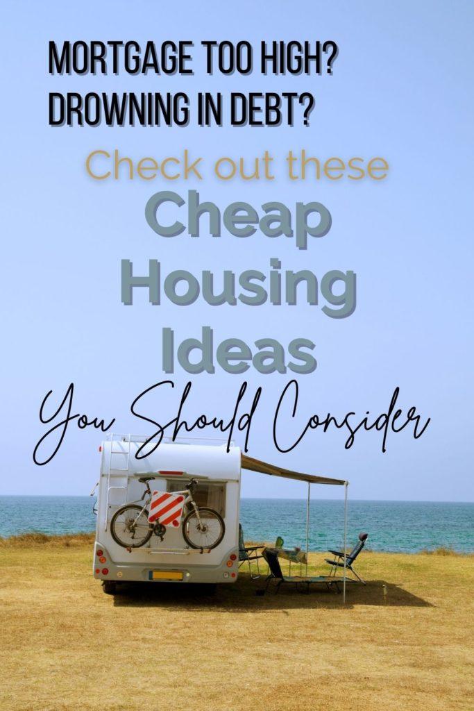 cheap housing ideas