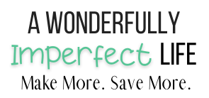 A Wonderfully Imperfect Life